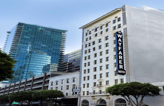 Pacifica Hotels - The Wayfarer Downtown LA