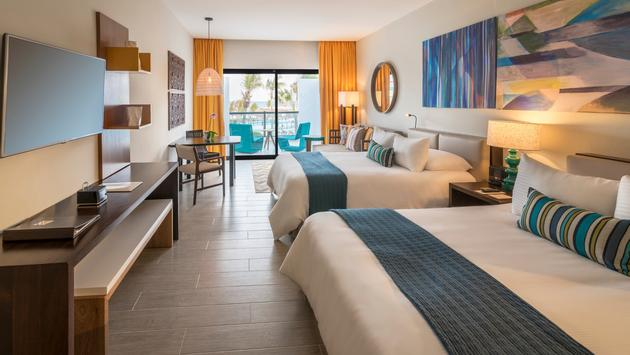 TRS Cap Cana Hotel guest room