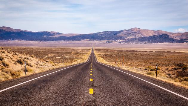 U.S. Route 50, Loneliest Road in America, Nevada