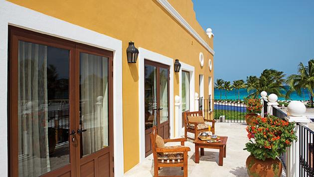 preferred club hacienda presidential suite balcony