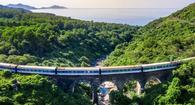 Railbookers, train, Vietnam