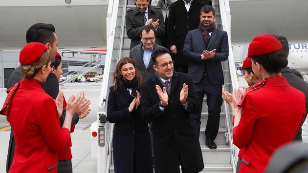 Turkish Airlines s'est installé au nouvel aéroport d'Istanbul