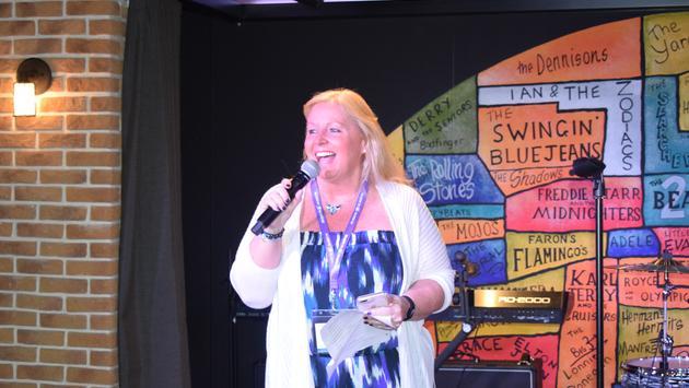 Sandra Wesson, directrice des produits et des relations avec l'industrie chez TDC.
