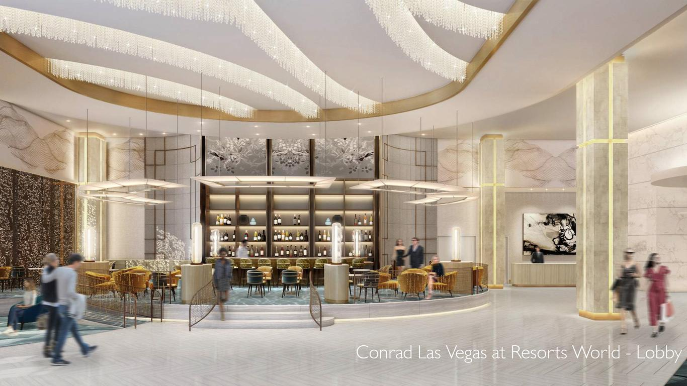 Hilton to Open New Multi-Brand Las Vegas Resort in 2021
