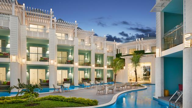 Azul Beach Resort, Negril Exterior