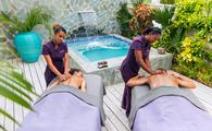Serenity at Coconut Bay Couples Massage