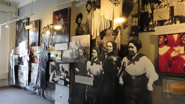 Seneca Falls, new York, Women's rights, museum