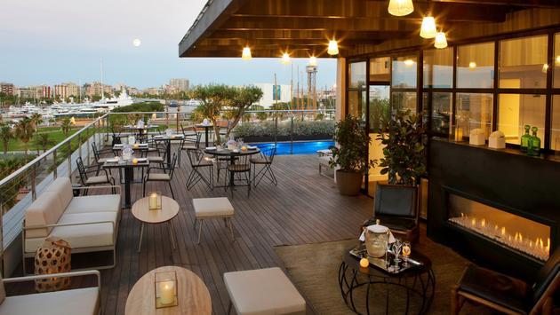 The Serras Hotel, Barceloia