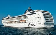 MSC Opera cruise ship