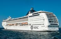 MSC Opera cruise ship