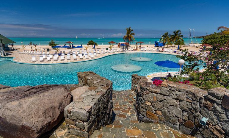 Starfish Jolly Beach, pool