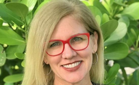 Michelle Lardizabal, SVP & Commercial Sales Officer for MSC Cruises USA