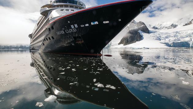 Silversea Cruises Silver Cloud