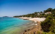 Playa Cacique on Contadora Island in Panama's Pearl Islands