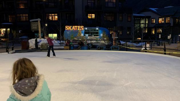 Snowmass ice rink