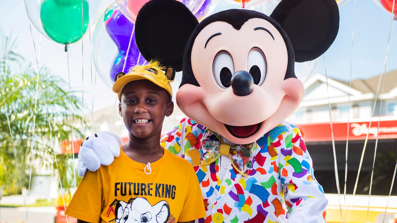 Disney World Giving Back to Boy Who Used Savings to Help Hurricane Dorian Evacuees