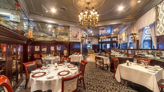 Delmonico's restaurant, New York City