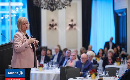 Wendy Paradis, présidente de l'ACTA