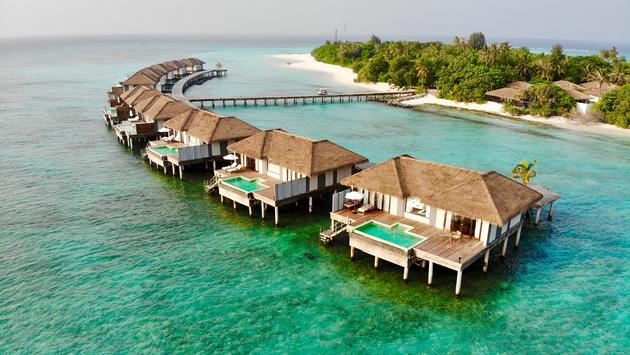 Noku Maldives, part of Preferred Hotels & Resorts