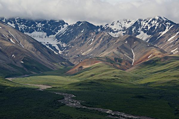 Stranded Tourists Rescued From Denali National Park