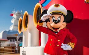 Minnie Mouse, Cruise, cruise ship, captain