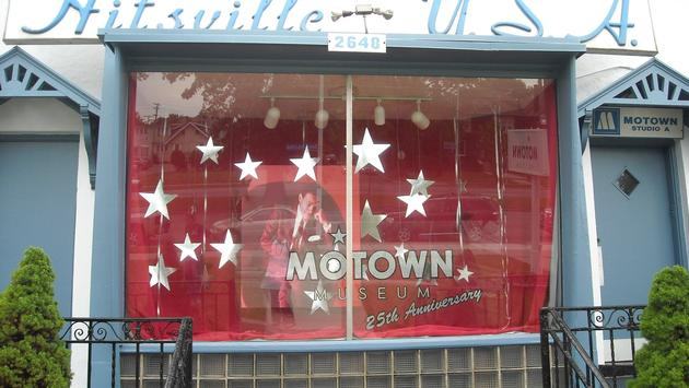 Hitsville U.S.A., Detroit
