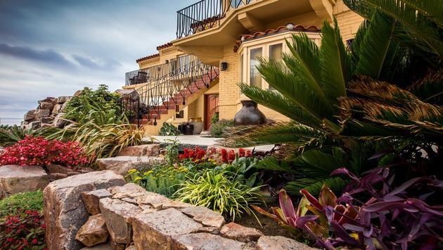 Pantai Inn, La Jolla, San Diego, California