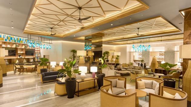 Conrad Punta de Mita Resort Lobby