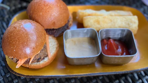Nomad Lounge Impossible Sliders
