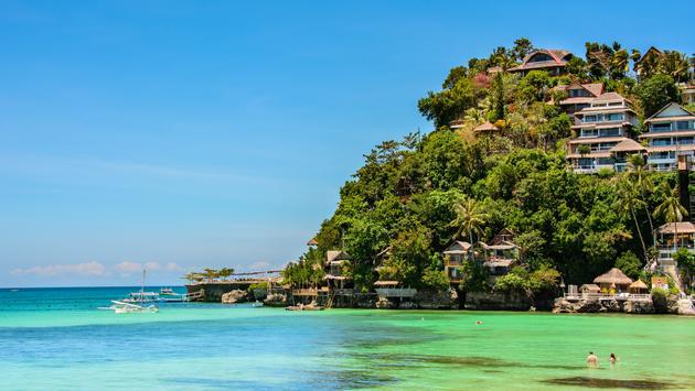 Boracay, Philippines, travel