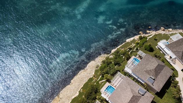 Aerial view of Hammock Cove Resort & Spa