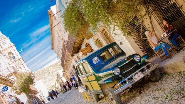El pueblo Mágico de Real de Catorce es uno de los principales destinos de San Luis Potosí