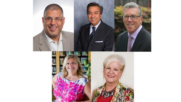 Ensemble 2018 Board of Directors
