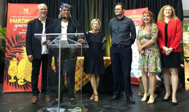 La 12 édition du festival Martinique Gourmande est officiellement commencée