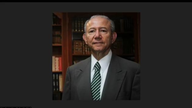 El subsecretario de la Sectur, Humberto Hernández Haddad