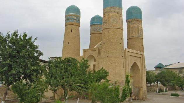 Uzbekistan with Intrepid Travel