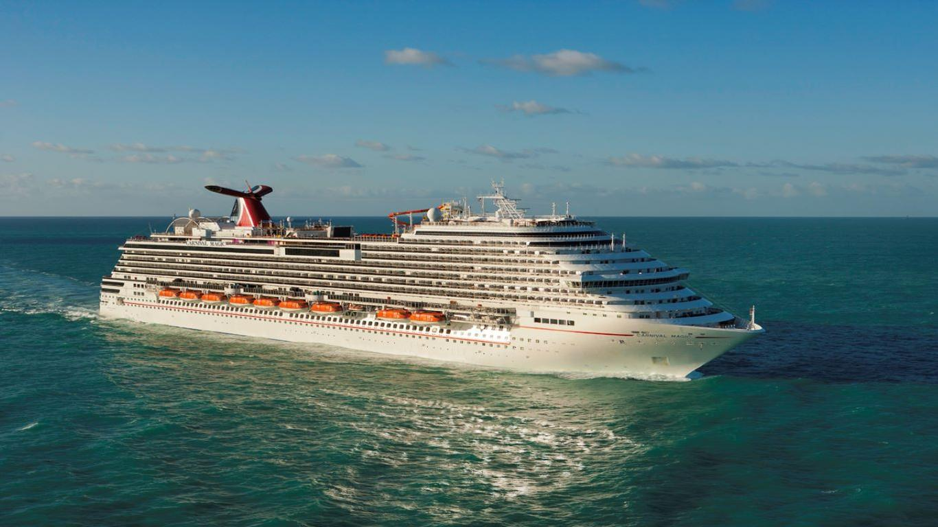 Carnival Cruise Line Signs Five-Year Agreement With Norfolk