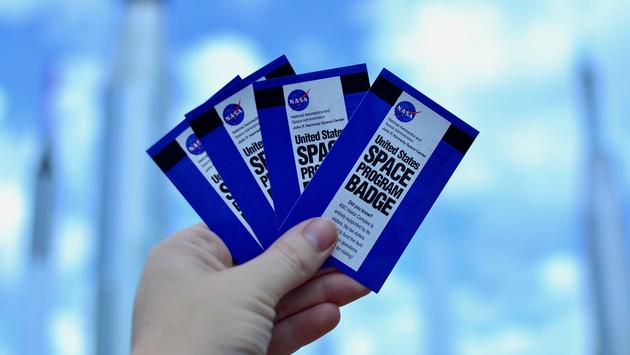 Tickets to Kennedy Space Center