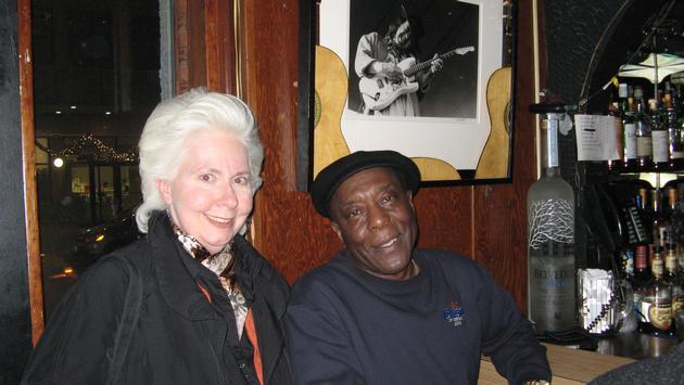 Ruth Williamson And Buddy Guy