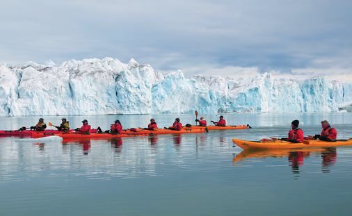 Iceland, Jan Mayen & Svalbard Itinerary - Aurora Expeditions