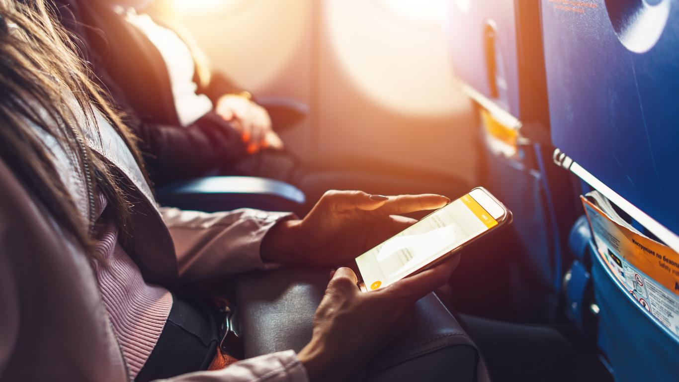 Airline Passenger Caught Texting About Molesting Children Sentenced to Prison