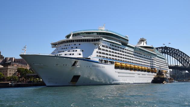 Royal, Caribbean, Explorer