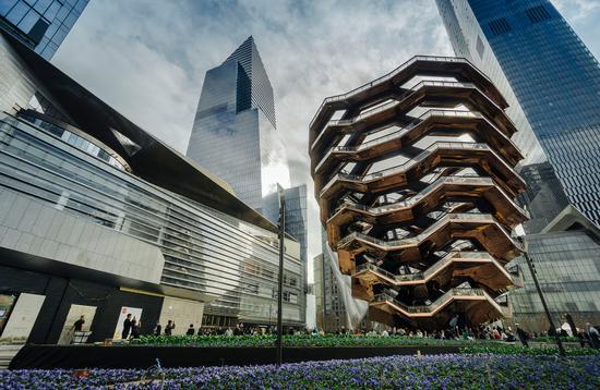 Hudson Yards/The Vessel New York City