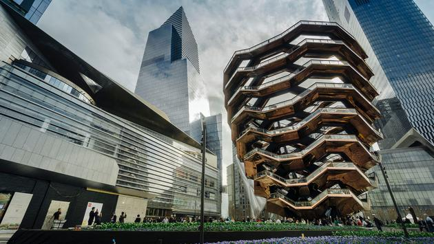 Hudson Yards/The Vessel New York City