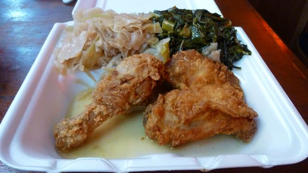 Charles' Country Pan Fried Chicken