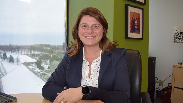 Nathalie Boyer, directrice de Transat Distribution Canada