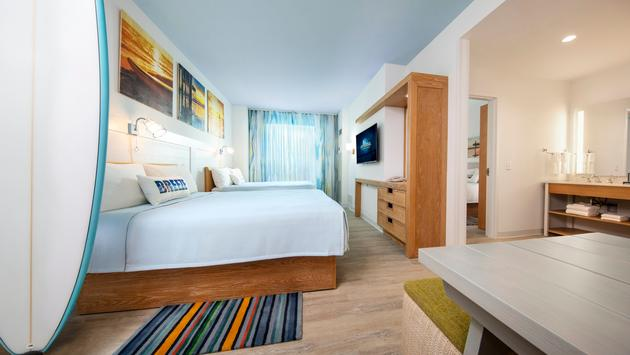 Universal's Endless Summer Resort – Dockside Inn and Suites