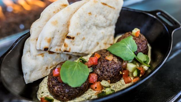 Felucian Garden Spread-Docking Bay 7 Food and Cargo at Disney's Hollywood Studios