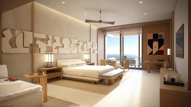Nobu Los Cabos Executive Suite
