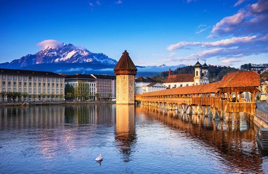 Lucerne, Switzerland, CIE Tours